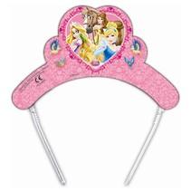 Disney Prinsessen Diademen Dieren 6 stuks (G14-4-1)
