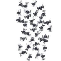 Nep Spinnen 2cm 70 stuks