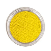 Gele Schmink Waterbasis 15gr (K7-6-7)