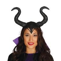 Halloween Haarband Maleficent