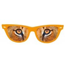 Oranje Bril Leeuwenogen