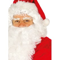 Kerstman Bril Deluxe