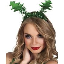 Kerst Diadeem Kerstboom