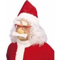 Kerstbril Kerstman