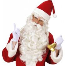 Kerstman Baard en Pruik set