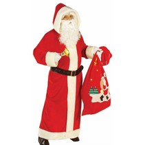 Kerstman Jas extra large