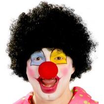 Clownspruik (K12-3-4)