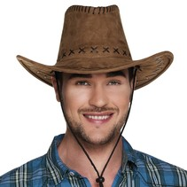 Cowboyhoed Leatherlook