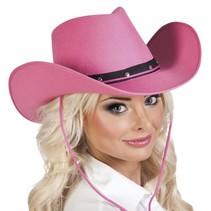 Cowboyhoed Roze (I8-3-4)