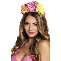Bloemen Haarband Deluxe (A9-6-3)