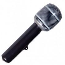Opblaasbare Microfoon 32cm (K6-7-6)