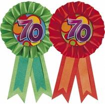 Rozet 70 Jaar (D3-5-4)