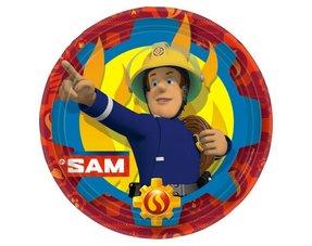 Fireman Sam Versiering