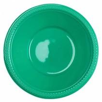Groene Tafelbakjes Plastic 335ml 10 stuks