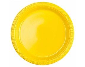 Gele Tafelaankleding