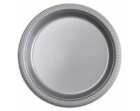 Zilveren Tafelaankleding