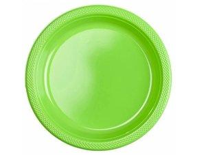 Lime Groene Tafelaankleding
