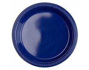 Donkerblauwe Tafelaankleding