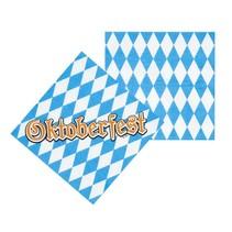 Oktoberfest Servetten 12 stuks (H3-6-4)