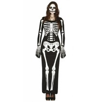 Halloween Kostuum Dames Skelet