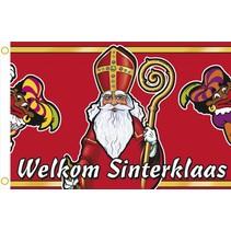 Sinterklaas Vlag 90x60cm