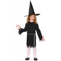 Halloween Kostuum Kind Heks (L5-1-2)