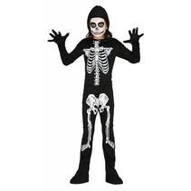 Halloween Kostuum Kind Skelet (L5-3-11)