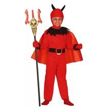 Halloween Kostuum Kind Duivel (L6-1-1)