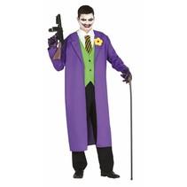 Superschurk Kostuum Clown (M8-2-5)