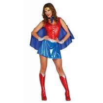 Superheld Kostuum Wonder Dames