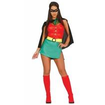Superheld Kostuum Vleermuis Hulp Dames
