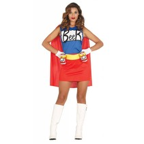 Superheld Kostuum Beer Dames