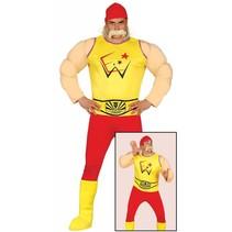 Hulk Hogan Kostuum