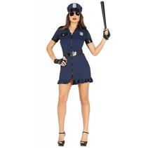 Politiepak Dames Blauw