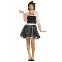 Grease Kostuum Roze 50's Dames