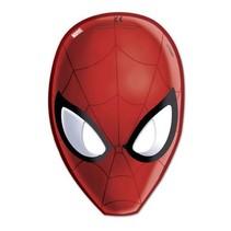 Spiderman Maskers 6 stuks