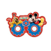 Mickey Mouse Maskers 6 stuks (E17-8-5)