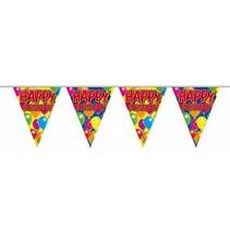 Happy Birthday Slinger 10 meter (H9-2-3)