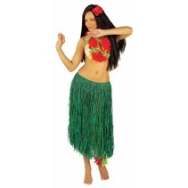 Hawaii Rok Groen Stro 78cm (A2-2-3)