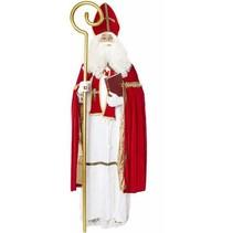 Sinterklaas Kostuum Deluxe 12 delig (M5-3-6)