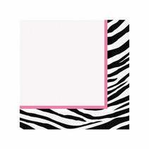 Zebra Servetten 20 stuks