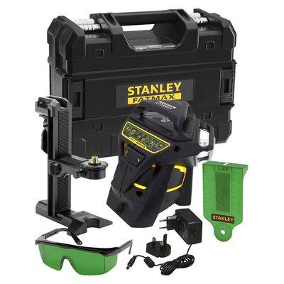 Stanley Fatmax X3G 3x360 Kruislaser Groen