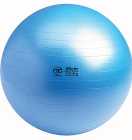 FITNESS MAD 300Kg anti-burst Swiss Gym Ball 65cm (1.35kg) licht blauw