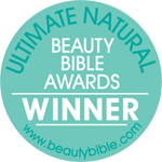 Ultimate Natural Beauty Bible Awards 2014