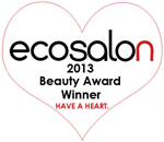 EcoSalon 2013 Beauty Awards