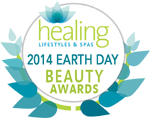 Healing Lifestyles & Spas Earth Day Beauty Awards 2014