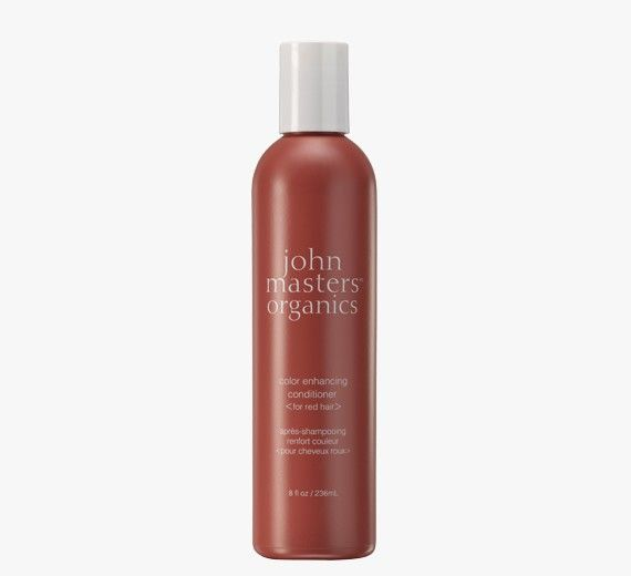 color enhancing conditioner - red