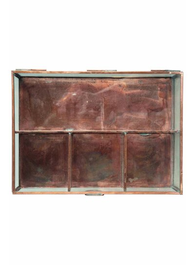 House Doctor Jewelry Box Copper