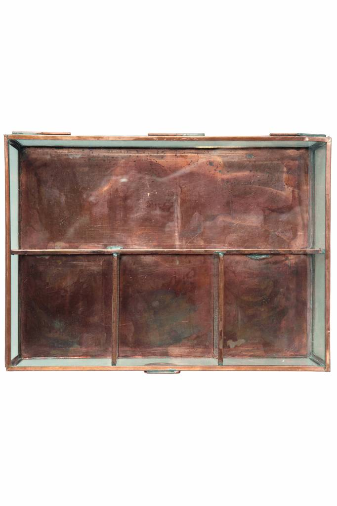 house doctor jewelry box copper house doctor styling co. Black Bedroom Furniture Sets. Home Design Ideas