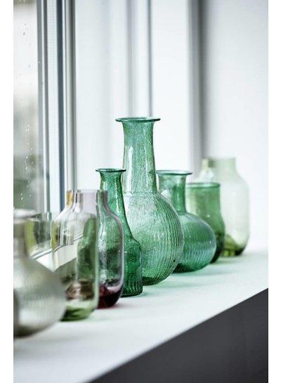 House Doctor Vase hand made | grey (set 3)